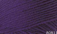 SoftYarn акрил Himalaya фиолетовый