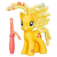 My Little Pony Cutie Twisty-Do Applejack 15 см (Май Литл Пони Эпплджек с разными прическами Hasbro B5418)