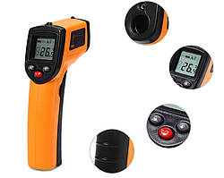 Пирометр-лазерный измиритель температуры