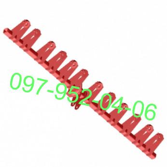 Вал механизма навески сошников (средний,квадрат) СЗ-5,4
