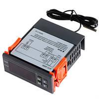 Терморегулятор цифровой STC-2000 (220В, 10A) c выносным датчиком 1 метр