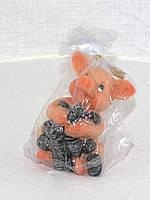 Статуэтка Свинка с монетками