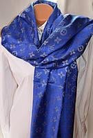 Шарф Louis Vuitton (Луи Витон) сине-серый