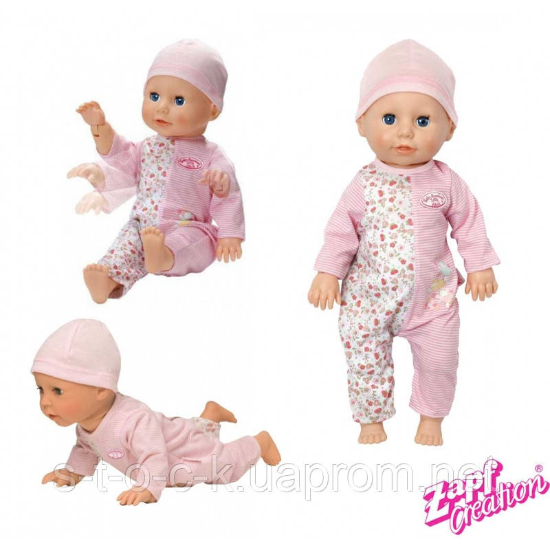 Кукла 42 см Baby Annabell Zapf Creation 793411 (ходит 16184e2ec8a13