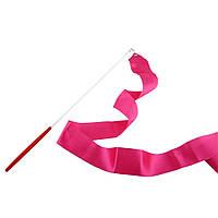 Лента для гимнастики  розовые