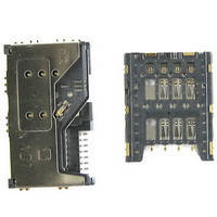 Коннектора SIM, MMC карт