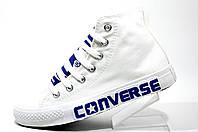 Кеды Converse all star (White)