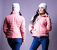 Короткая женская куртка, весна-осень, разные цвета