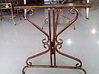 Стол кованый каркас