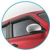 Дефлектора боковых окон и капота для SUBARU IMPREZA