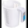 Кухонные весы кувшин Polaris 0521DL (цифровой измерительный стакан Поларис 5 кг)