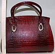 Сумка женская классическая каркасная LUCK SHERRYS  17-54-15-2, фото 5