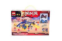 Паркинг Ninjago (Ниндзяго) в коробке 39*8*26 см