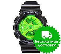Часы Casio G-Shock GA-110 BLACK GREEN