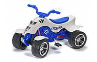 Детский квадроцикл на педалях Falk 607 Police