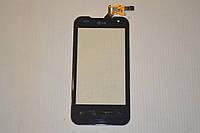Оригинальный тачскрин / сенсор (сенсорное стекло) для LG Optimus 2X P990 (черный цвет) + СКОТЧ В ПОДАРОК