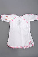 Женская вышитая рубашка для новорожденых оптом и в розницу, фото 1