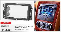 Рамка перехідна Carav 11-442 2013 BUICK Enclave+ / CHEVROLET Traverse 2013+ / GMS Acadia 2013+