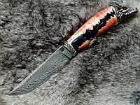 """Нож охотничий """"Армагон"""", дамасск (наличие уточняйте)"""