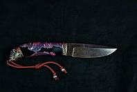 """Нож охотничий """"Буйвол"""", дамасск (наличие уточняйте)"""