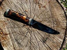 """Нож для охоты, рыбалки, туризма """"Огненный рыцарь"""", 95Х18 (наличие уточняйте)"""