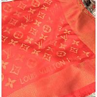 Платок/шаль Louis Vuitton (Люрекс-Shine) Monogram 🔥
