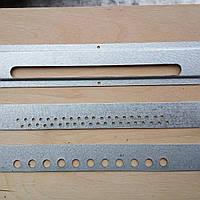 Летковый заградитель металлический 3-х элементный нижний