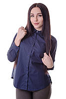 Стильная женская блузка на пуговицах свободного покроя, хит продаж