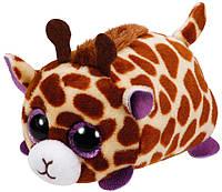 Жираф Mabs, мягкая игрушка 12 см, Teeny Tys, TY