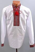 Вышитая рубашка мужская недорого оптом, фото 1