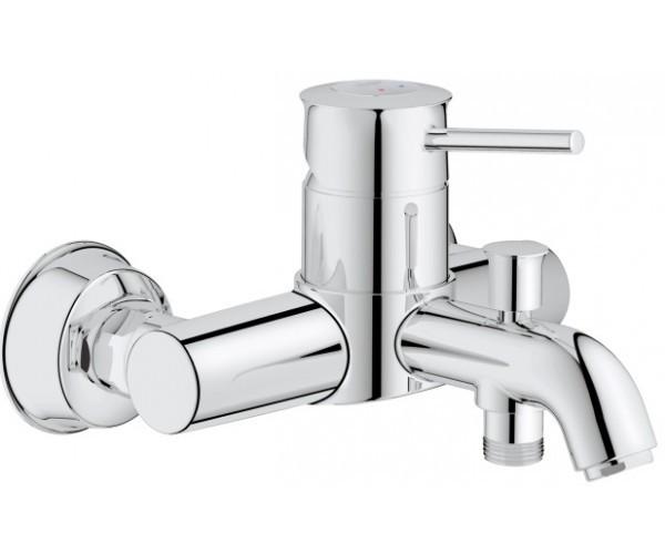 BauClassic Смеситель для ванны, однорычажный