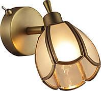 INL-9317W-01 Golden Brass