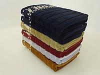 "Махровое лицевое полотенце 100х50см (""Спорт"")"