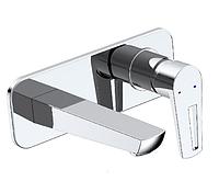Смеситель для умывальника скрытого монтажа IMPRESE Breclav VR-05245, хром