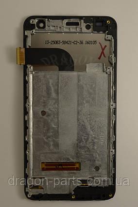 Дисплей Nomi i504 Dream с сенсором Black, оригинал, фото 2
