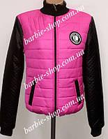 Яркая женская куртка в расцветках 10411
