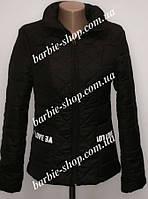 Однотонная женская куртка в расцветках 10411