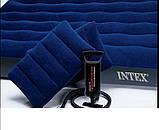 Двомісний надувний матрац INTEX, для всієї родини, фото 3
