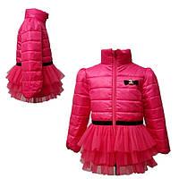 """Куртка на девочку """"Алиса"""""""