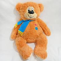 Мягкая игрушка Медведь Косолапый коричневый
