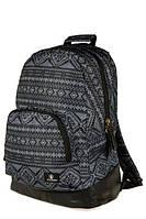 Рюкзак Volcom -  Schoolyard Black Backpack