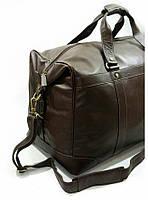 Большая кожаная дорожная сумка Катана 81153, фото 1
