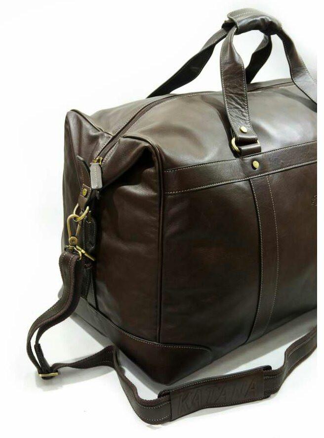 620a1a5efb41 Большая кожаная дорожная сумка Катана 81153 - BAGSTYLE в Киевской области
