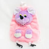 Рюкзак детский Мышка розовый