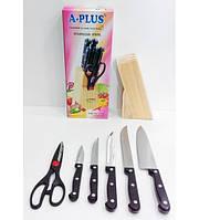 Набір Ножів А-Плюс, 7 предметів (1001), фото 1