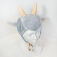 Детская маскарадная шапочка Коза