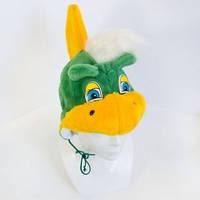 Детская маскарадная шапочка Дракон
