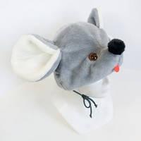 Детская маскарадная шапочка Мышка