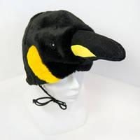 Детская маскарадная шапочка Пингвин