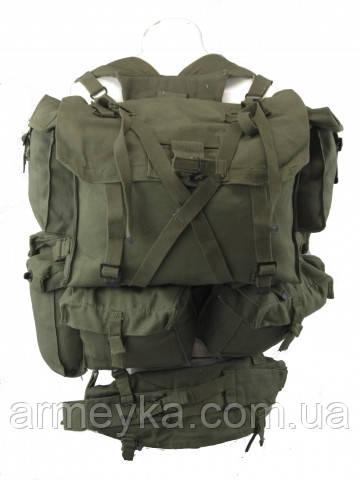 Британський комплект спорядження M58 Pattern Olive (РПС+рюкзак+фляга+гетри). Великобританія, оригінал.